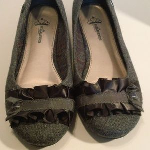 Fergalicious Womens Shoes Flats  size 9
